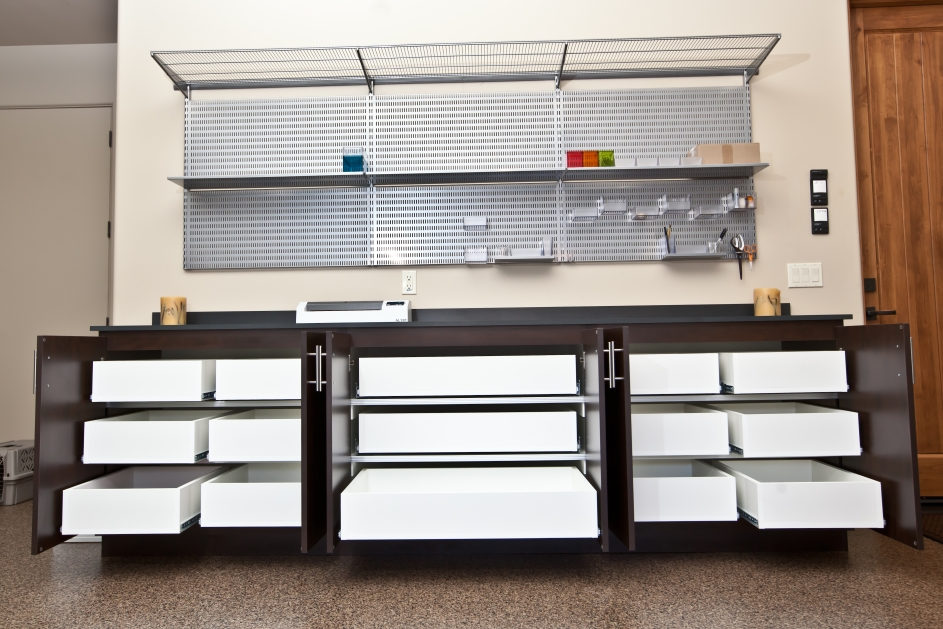 Gold Canyon Garage Storage Cabinets